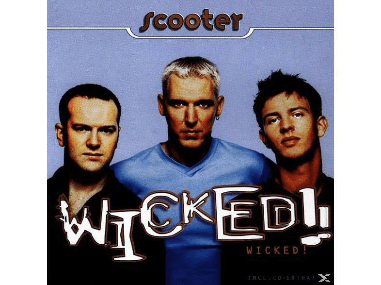 Scooter - Wicked! [CD]
