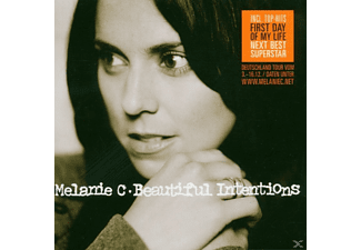 Melanie C - Beautiful Intentions(New Version) - (CD)