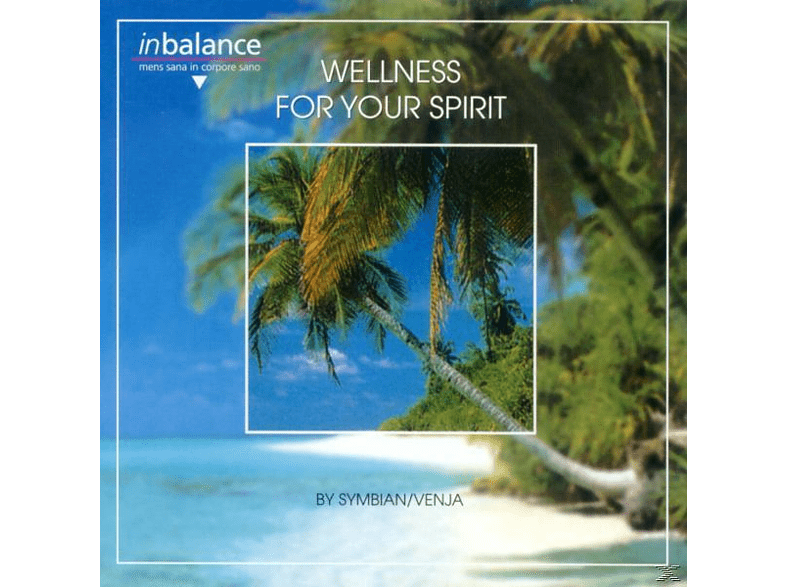 VARIOUS - Wellness For Your Spirit [CD]