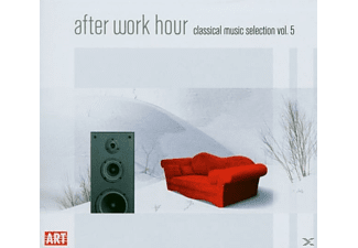 VARIOUS - After Work Hour/Classical 5 - (CD)