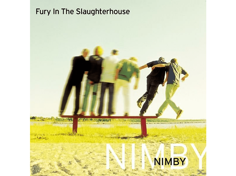 Fury In The Slaughterhouse - Nimby [CD]