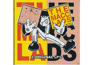 The Macc Lads - The Beer Necessities/ Alehouse - (CD)