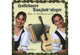 Holledauer Tanzbod'nfeger - Hejo, D' Musikanten San Do - (CD)