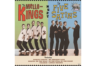 The Mello Kings - The Essential Blue Archive:Tonite Tonite-The Best - (CD)