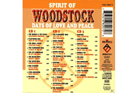 VARIOUS - Spirit Of Woodstock [CD]
