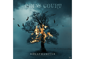 Odin's Court - Deathanity - (CD)