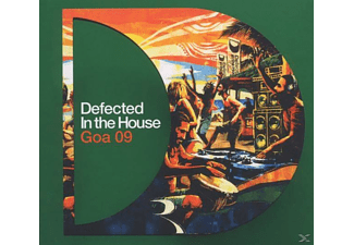 VARIOUS - Defected In The House Goa 09 - (CD)