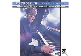 Detroit Jr. - Blues On The Internet - (CD)