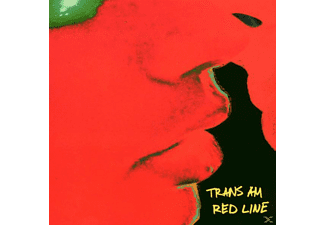 Trans Am - Red Line - (CD)
