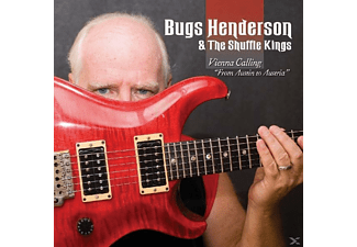 Bugs & The Shuffle Kings Henderson - Vienna Calling - (CD)
