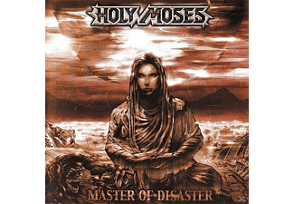 Holy Moses - Master Of Disaster - (CD)