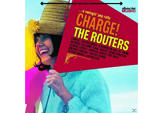The Routers - Charge! - (CD)