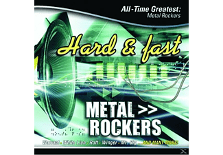 VARIOUS - Hard & Fast-All Time Greatest Metal Rockers - (CD)