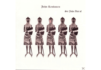 John Renbourn - Sir John Alot... [CD]