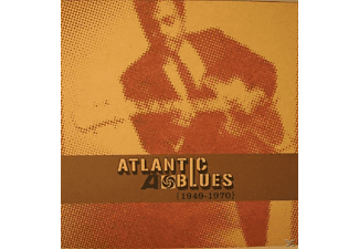 VARIOUS - Atlantic Blues 1949-1970 - (CD)