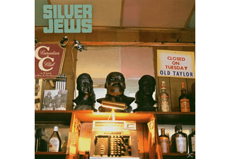 Silver Jews - Tanglewood Numbers - (CD)