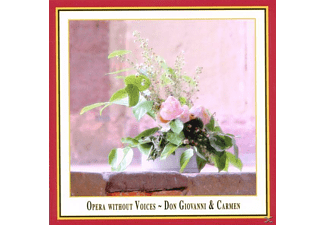 Arte Ensemble - Opera Without Voices - Don Giovanni And Carmen - (CD)