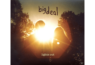 Big Deal - Lights Out - (CD)