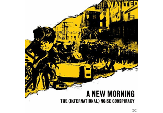 The International Noise Conspiracy - A New Morning,Changing Weather - (CD)