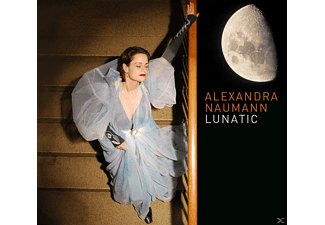 Alexra Naumann - Lunatic - (CD)