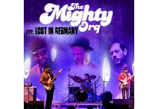 The Mighty Orq - Live: Lost In Germany - (CD)
