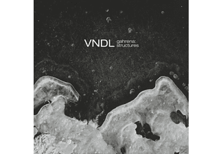 Vndl - Gahrena Structures - (CD)