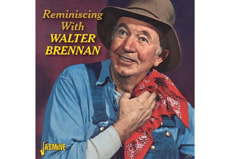 Walter Brennan - Reminiscing With Walter Brennan - (CD)