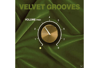 VARIOUS - Velvet Grooves Volume Free! - (CD)