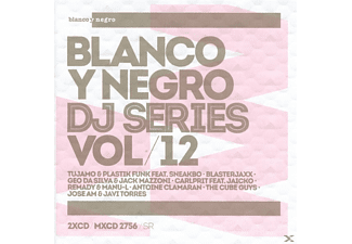 VARIOUS - Blanco Y Negro DJ Series Vol.12 - (CD)