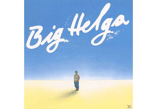Helga Hahnemann - Big Helga [CD]
