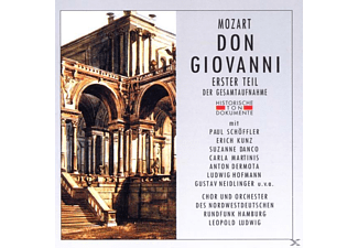 Orchester Des Nwdr - Don Giovanni-Erster Teil - (CD)