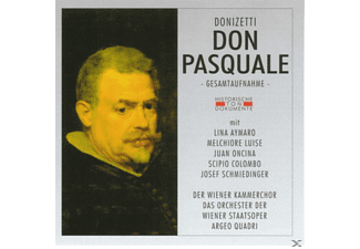 Wiener Kammerchor - Don Pasquale - (CD)