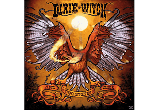 Dixie Witch - One Bird,Two Stones - (CD)