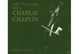 Thomas Beckmann - Oh! That Cello - (CD)