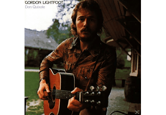 Gordon Lightfoot - Don Quixote [CD]