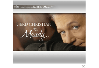 Gerd Christian - Für Mandy - (Maxi Single CD)