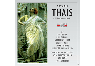 ORCH.RADIO LYRIQUE D.LA RADIOD - Thais - (CD)