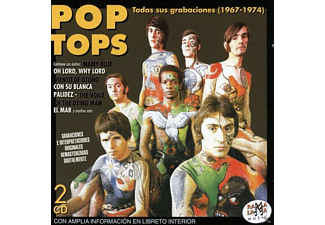 Pop Tops - Todas Sus Grabaciones (1968-1974) - (CD)