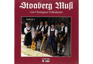 Stoaberg Musi 3 - V.Chiemgauer Volkstheater - (CD)