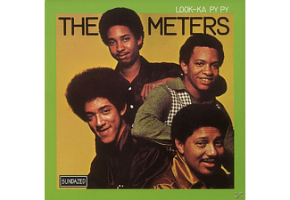 The Meters - Look-Ka Py Py - (CD)