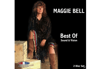 Maggie Bell - Best Of/Live At Montreux - (CD + DVD Video)