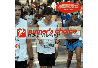 VARIOUS - Runners Choice-Push It To The Limit - (CD)