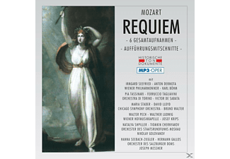 Orch.Di Torino - Requiem-Mp 3 Oper - (MP3-CD)