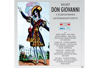 Chor & Orch.D.Kölner Rundfunks - Don Giovanni (Ga)-Mp 3 Oper (4 Ga) - (MP3-CD)