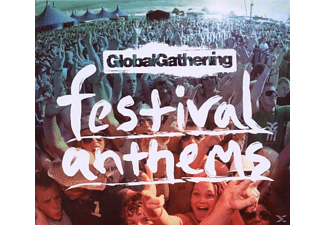 VARIOUS - Global Gathering-Festival Anthems - (CD)