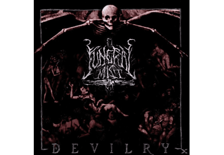 Funeral Mist - Devilry - (CD)