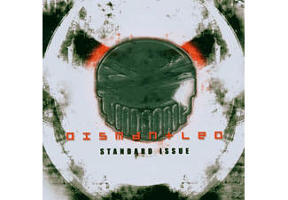 Dismantled - Standard issue - (CD)