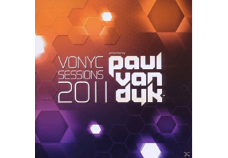 Paul Van Dyk - Vonyc Sessions 2011 - (CD)