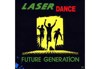 Laserdance - Future Generation - (CD)