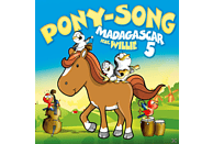 MADAGASCAR 5 FEAT.WILLIE - Pony-Song [5 Zoll Single CD (2-Track)]